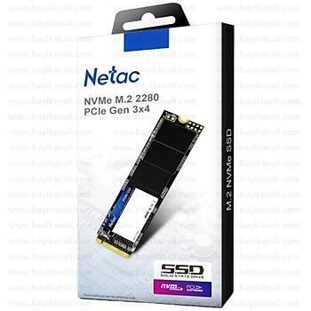 Netac N950E PRO 250GB SSD m.2 NVMe NT01N950E-250G-  3510MB/3148MB/S, PCIe Gen3.1 x4