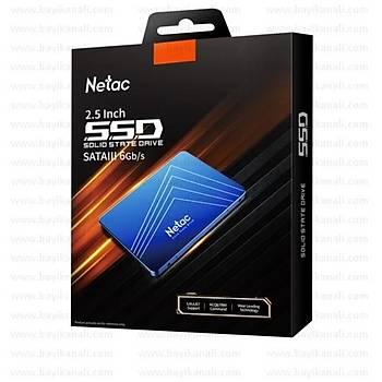Netac N535S 480GB SSD Disk NT01N535S-480G-S3X  560MB/520MB/S, 2.5
