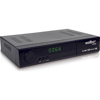 WELLBOX X7000 KASALI HD UYDU ALICI