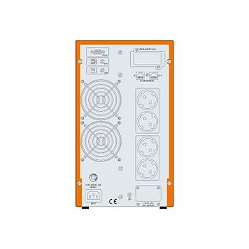 Makelsan P.Pack SE 3 KVA (6x 9AH) 5-10dk Online UPS