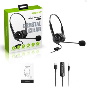 Ausdom Headphone BS01