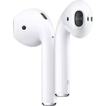 Apple AirPods Bluetooth Kulaklýk ve Kablosuz Þarj Kutusu