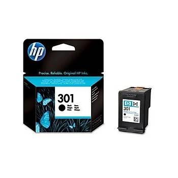 HP 301 Siyah Mürekkep Kartuþu CH561EE