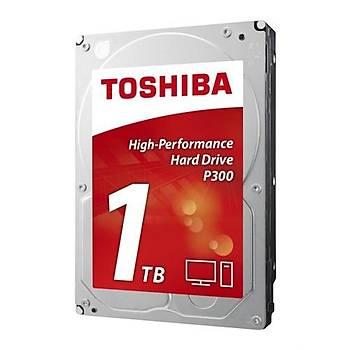 Toshiba 3,5 P300 1TB 64MB 7200RPM HDWD110UZSVA SATA 3, Desktop Diski