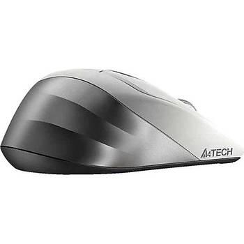 A4 Tech FG35 Nano Kablosuz Optik 2000DPI Mouse Gümüþ