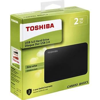Toshiba Canvio Basic 2TB 2.5