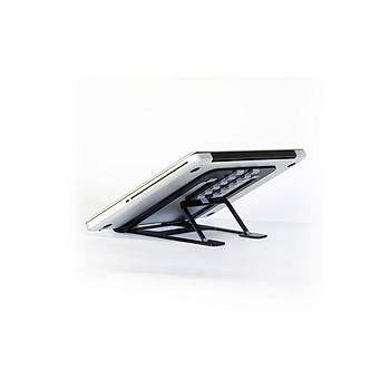 TRILOGIC TS404 LADDER SÝYAH AYARLI NOTEBOOK STAND