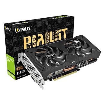 Palit GTX1660 SUPERGP OC 6GB 192Bit GDDR6