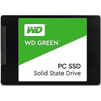 WD Green 240GB 540MB-465MB/s 2.5