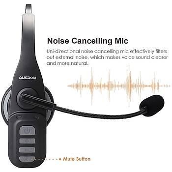 Ausdom Headphone BW01
