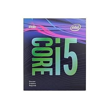Intel i5-9400F 2.9 GHz 4.1 GHz 9MB 1151V8 -Vgasýz