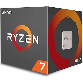 AMD Ryzen 7 2700X 4.35GHz 20MB Cache Soket AM4 Ýþlemci