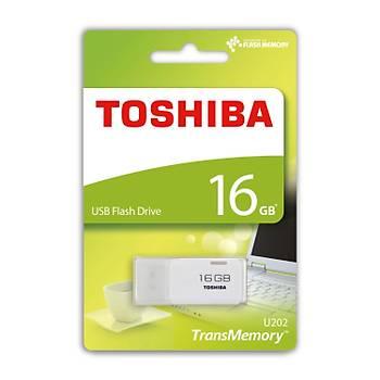 Toshiba Hayabusa 16GB Beyaz Usb Bellek