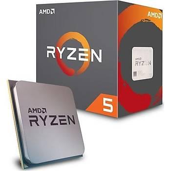 AMD Ryzen 5 2600 3.9GHz 16MB Cache Soket AM4 Ýþlemci