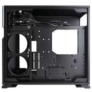 Asus In-Win 101 650W 80+ Asus Edition Kýrmýzý Led Fan Siyah USB 3.0 ATX Mid Tower