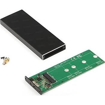 Dark USB3.0 - M.2 NGFF SATA Disk Kutusu (DK-AC-DSEM2)