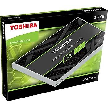 Toshiba-OCZ 240GB TR200 THN-TR20Z2400U8 SSD Disk 555 - 540 MB/s, 2.5, 3D Flash, Sata3