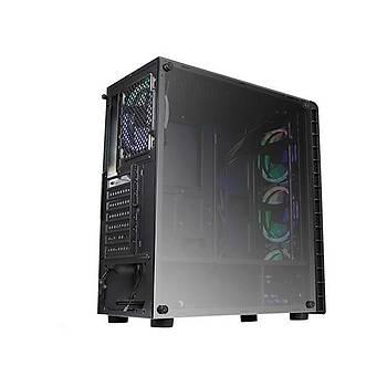RAMPAGE RAIDER 4X120CM 5 RENK FAN GAMING PSU YOK