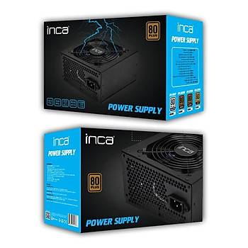 INCA 650W POWER SUPPLY.80+(IPS-065P-650)