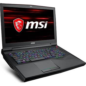 MSI GT75 TITAN 8RG-245TR Intel Core i7 8750H 32GB 1TB + 256GB SSD GTX1080 Windows 10 Home 17.3