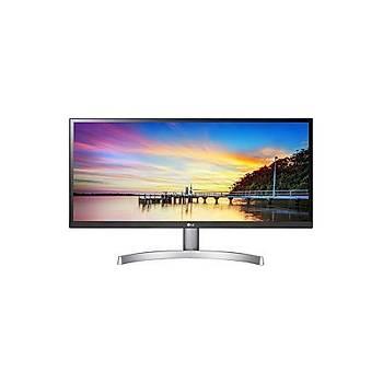 LG 29 29WK600-W IPS 2560x1080 DP Hdmý 5ms  Siyah