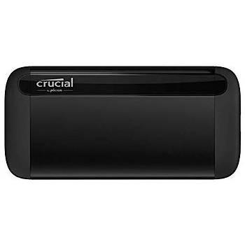 Crucial X8 500gb  USB 3.1 Taþýnabilir SSD