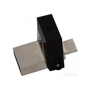 Kingston 32 Gb DTDUO3/32G 3.0 Micro Duo Usb Bellek
