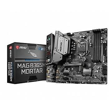 MSI MAG B365M MORTAR DDR4 S+V+GL 1151p8
