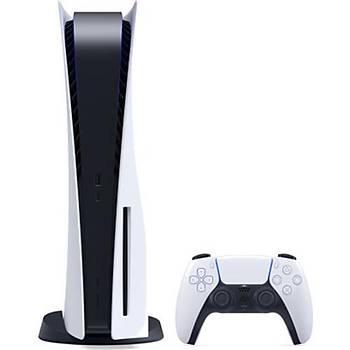 Sony Playstation 5 Oyun Konsolu  CD LÝ