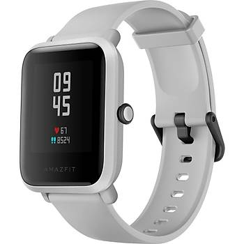 Xiaomi Amazfit Bip S Bluetooth Nabýz GPS Akýllý Saat White Rock - Ios ve Android Uyumlu
