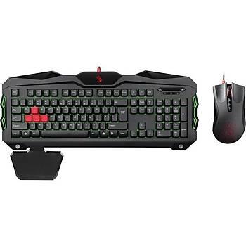 Bloody B2100 Kablolu Oyuncu Klavye Mouse Set