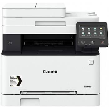 CANON MF645CX RENKLI LASER YAZ/TAR/FOT/FAX WI-FI ETH/DUBLEKS