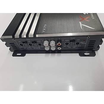 Cadence tx70 2500watt 4kanal amfi