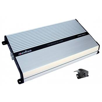 Soundface Xpro 100.4 100 Rms 4 Kanal Amfi