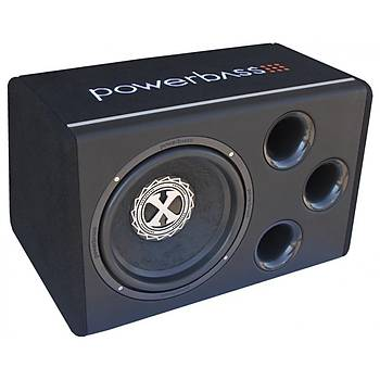 POWERBASS - 3XL1202D+KUTU 850W RMS - 30CM Subwoofer
