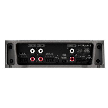 Hertz ML Power 5 5 kanal Amfi
