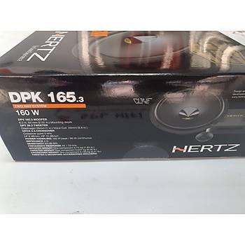 Hertz Dpk 165  Mid takimi