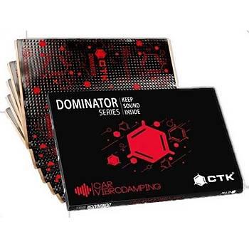 Ctk Dominator 2mm 50x70cm 11 Adet Paket Arac Ýzolasyonu
