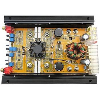 Soundface Sm 4 4 Kanal Amfi