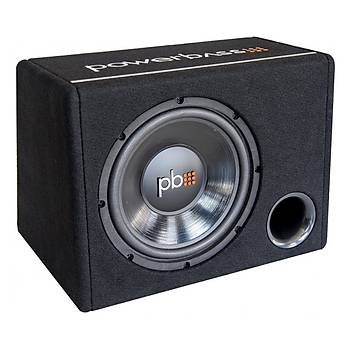 POWERBASS - PS12+KUTU - 30CM Subwoofer