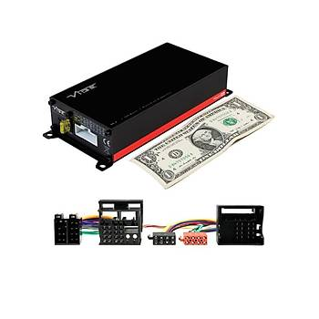 Vibe Powerbox 65.4 Bmw Uyumlu 4 Kanal Amfi