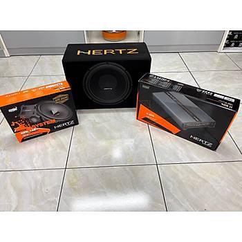 Hertz Dpk 165 Hertz H604 Hertz S300 Subwoofer