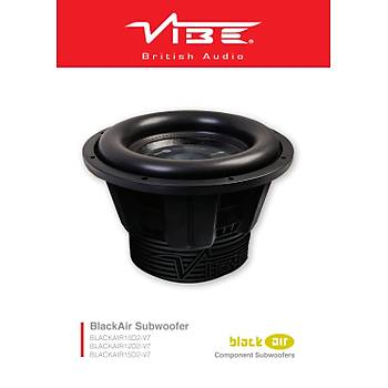 Vibe 30 Cm 750 Rms Subwoofer