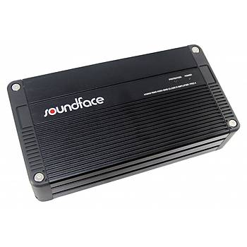 Soundface pro 4 4X90 Rms 4 Kanal Amfi