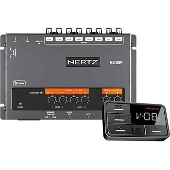 Hertz H8 DSP 8 Kanal Ýþlemci