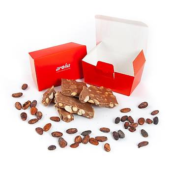 Yer fýstýklý Deniz Tuzlu Karamel Çikolata -250 gr