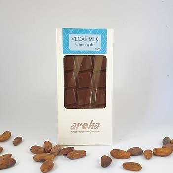 Vegan Sütlü Çikolata - Organik Hindistan Cevizi Sütü