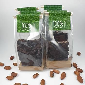 Aroha Dut Kurusu Çikolata - %100 Kakao.