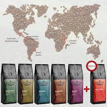 Dünya Kahveleri Deneme Seti