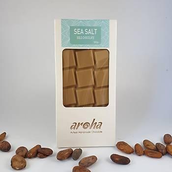 Aroha Gold Tuzlu-Karamelli Çikolata